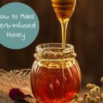 How To Make Herb Infused Honey In 3 Simple Steps